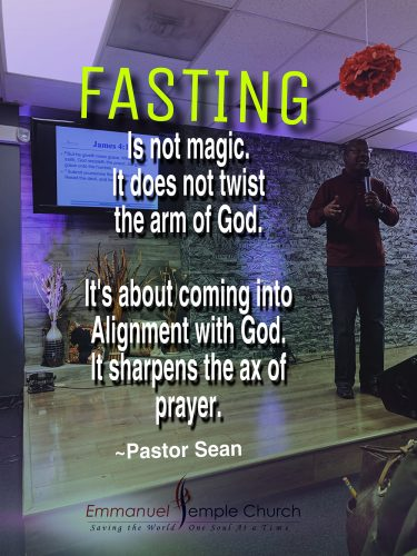 Pastor Sean