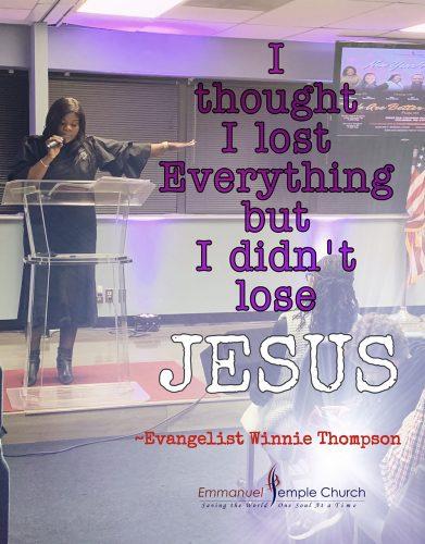 Evangelist Thompson